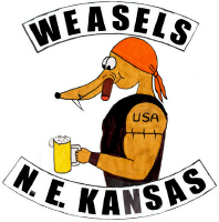 Weasels of N.E. Kansas