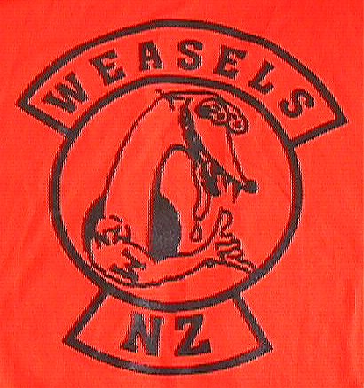 Weasels New Zealand