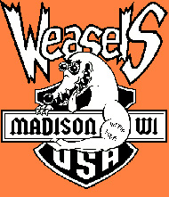 Madison WI Weasels